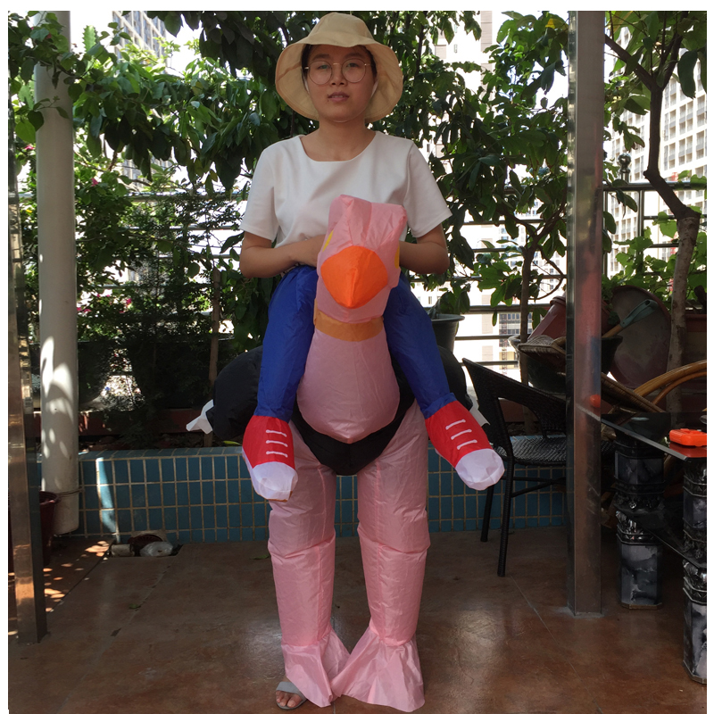 inflatable ostrich  (1)