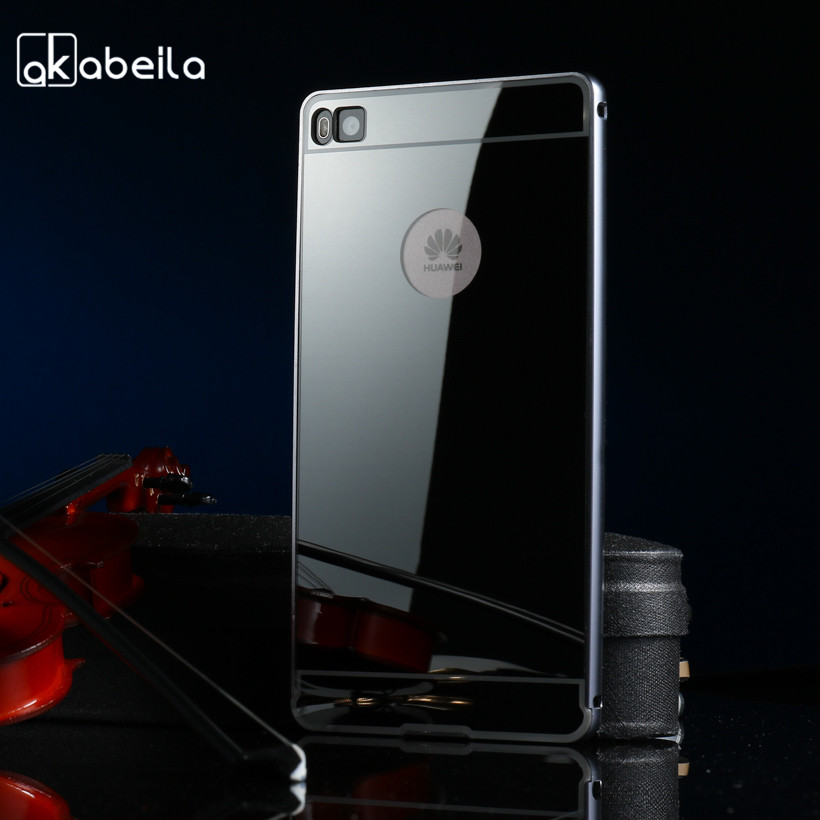 nueva estilos 100% originales buena textura US $2.93 |AKABEILA Phone Cover Case For Huawei P8 Cases Cellphone Fundas  For Huawei GRA L09 GRA UL00 5.2 inch Covers Housing PC Metal-in Fitted  Cases ...
