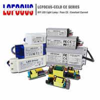 LED Driver 1W 3W 5W 10W 20W 30W 36W 50W 100W fuente de alimentación 300mA 600mA 900mA 1500mA iluminación transformadores para DIY LED Luz