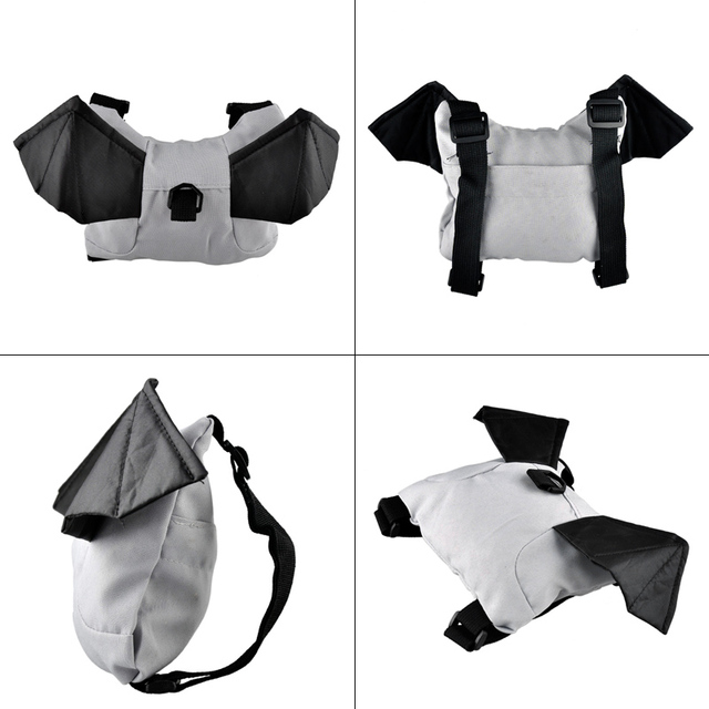 Walking Wings 1pc Popular Baby Carrier Anti-lost Harness Backpack for Kids Keeper Toddler Walking Safety Bag Strap Rein Goldbug