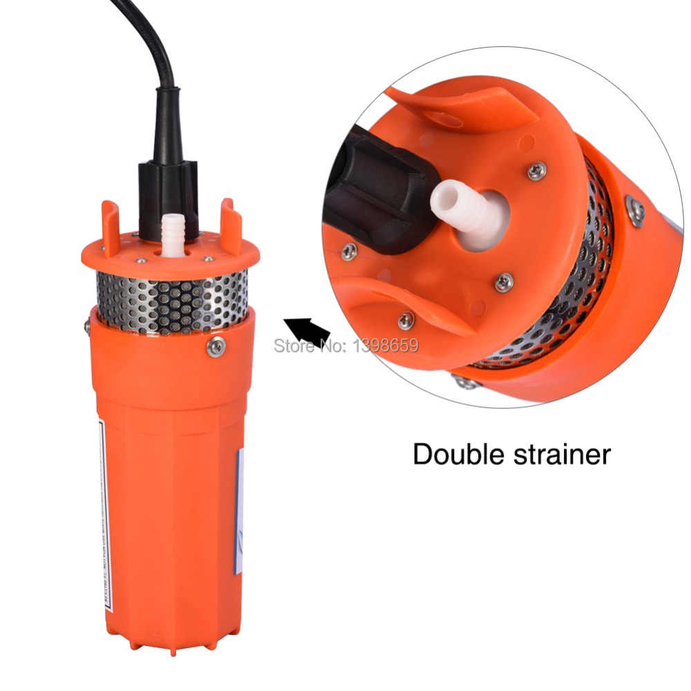 Deep Well Submersible Pompa Dc 12v 24v Lift Max 70 Meter Perendaman 30 Meter Untuk Panel Surya Energi Air Transfer Pompa Aliexpress