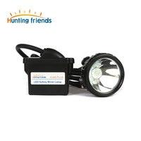 New Arrive Lithium Ion Battery Scrypt Miner Lamp Headlamp LED Miner Mining Cap Lamp Mine Light