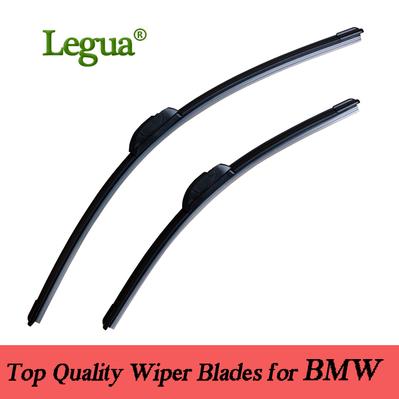 Legua Car Windscreen Wiper Blades For Bmw 3 Series E46 X3 E83 X5 E53 X5 F15 Z4 Frameless