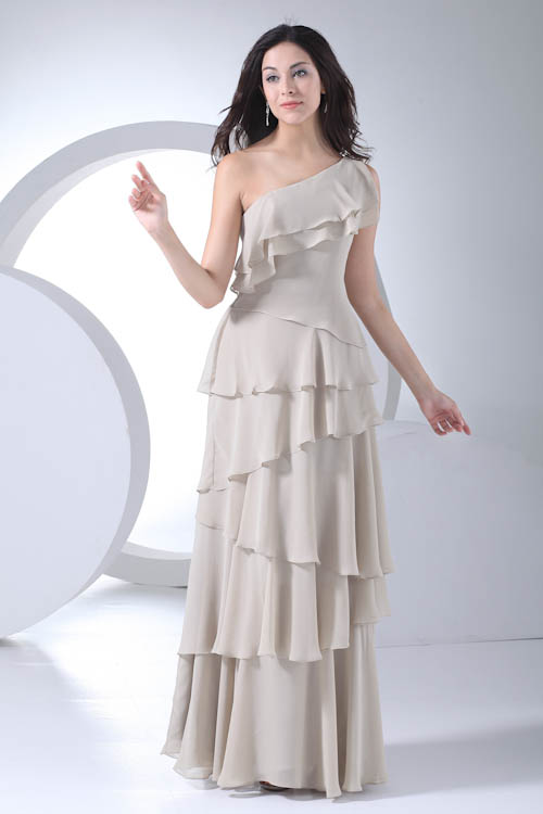 Robe Demoiselle D'honneur Sexy Tiered One Should Long   Bridesmaid     Dresses   Backless Vintage Elegant Wedding   Dresses