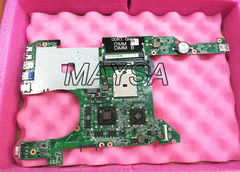 CN-013RTP 013RTP 13RTP For DELL Inspiron M421R Laptop motherboard DA0R0AMB6D0 DDR3 fully tested