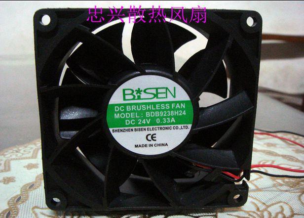Free Shipping   original BDB9238H24 24V0.33A  cooling fan original ads8345evm free shipping