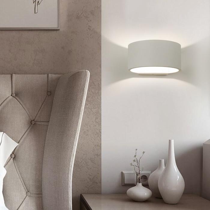 Ժամանակակից լուսավորված պատի լամպ - Ներքին լուսավորություն - Լուսանկար 6