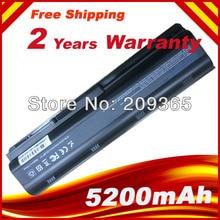 5200 МАЧ Батареи MU06 593553-001 Для HP G6 G62 G72 Notebook PC, бесплатная доставка