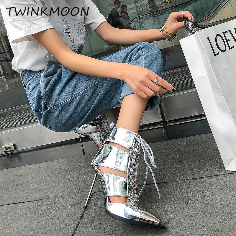 punk ankle boots12