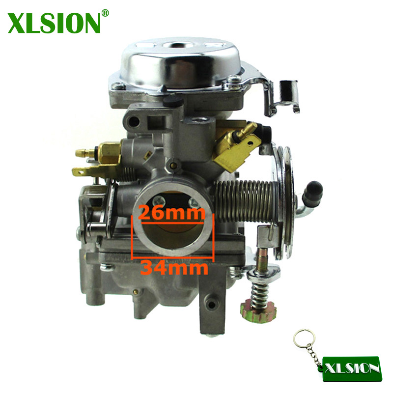 XLSION Carburetor FOR Yamaha Virago XV250 Include Route 66 1988 2014 Yamaha Virago XV125 1990 2011