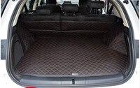 Хорошее качество! Специальные материалы ствола для Lexus CT200h 2017 2011 Водонепроницаемый грузового лайнера загрузки ковры для CT 200 h 2013, Бесплатная
