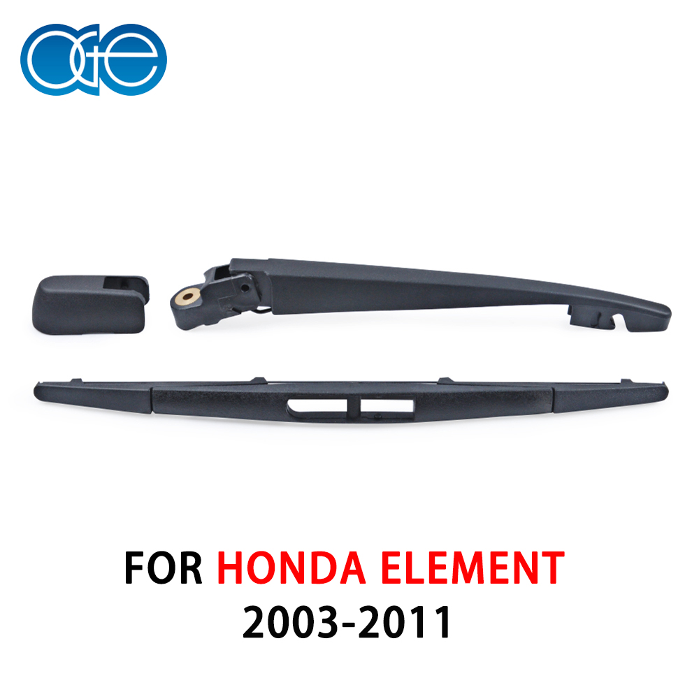 OGE Premium Rear Wiper Arm and Blade For Honda Element From 2003 to 2011 Windshield Car Auto Accessories(China)