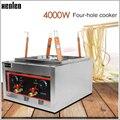 Электрическая машина для приготовления лапши XEOLEO  бойлер для лапши  4 корзины  макаронная плита  Коммерческая Плита для приготовления лапши ...