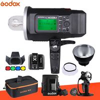 Godox Wistro AD600 AD600BM Manual Version Bowens Mount GN87 HSS 1/8000S 2.4G X System All In One Outdoor Strobe Flash Light