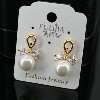 Style Dangle Drop Hanging Earrings for Women Vintage wholesale 2Pair Girl Jewelry Earring Ear clip in Stud Earrings from Jewelry Accessories