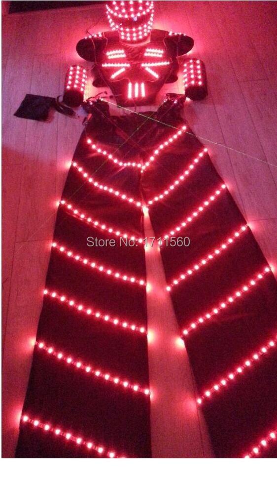 LED حلي / LED الملابس / LED الدعاوى الخفيفة / الروبوت حول بدلة الروبوت / الكسندر