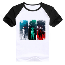 Newest Boku No Hero Academia Cosplay T Shirts Man Clothing Funny Cartoon My Hero Academia Print Japanese Anime T-shirt Male