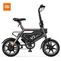 Xiaomi HIMO V1 плюс Портативный складной электрический скутер мопед велосипед максимальная скорость 25 км/ч Смарт велосипед на открытом воздухе э...