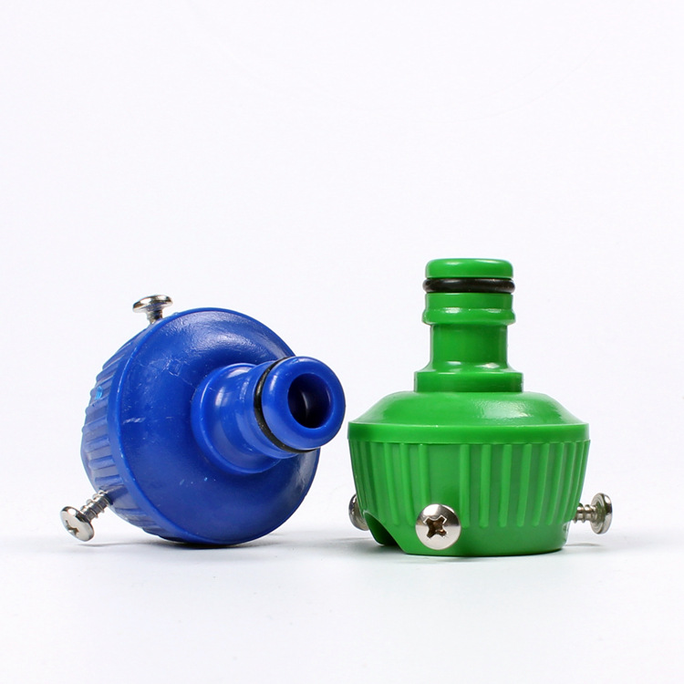 Garden Water Hose Tap Connectors Round Tap Connectors Garden Hose Tap Connector in Garden Water Connectors from Home Garden