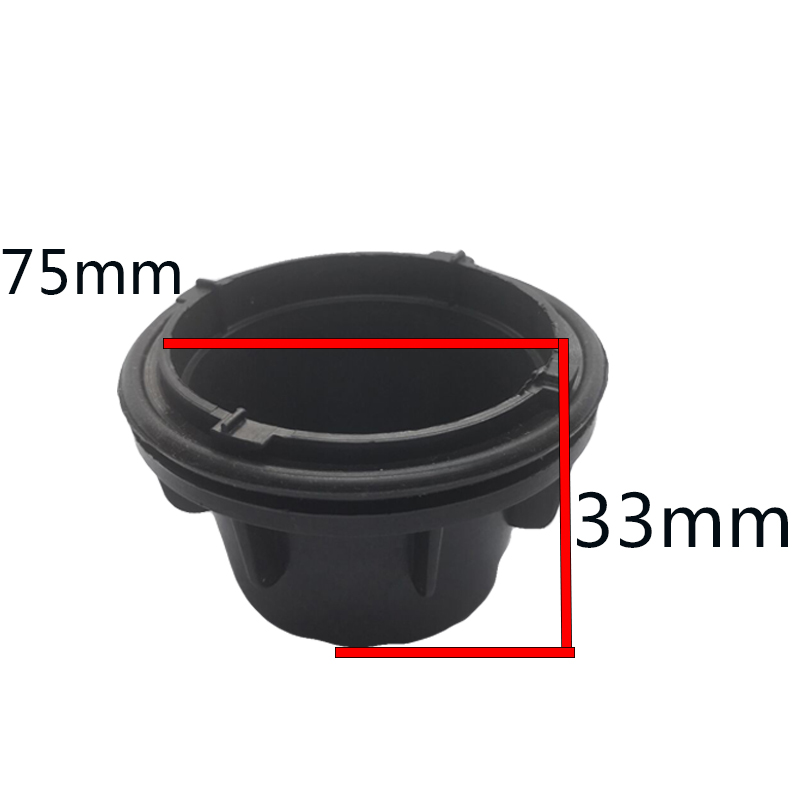 Image 5 - 1 piece Headlamp waterproof cover Dust cap Back cover of PVC HID xenon lamp LED bulb extended dust cover for trax-in Car Light Accessories from Automobiles & Motorcycles