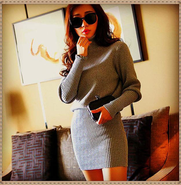 Suéter largo invierno pullover mujeres mujeres suéteres y suéteres cardigan largo tire femme trui jumpers blusas de inverno de corea