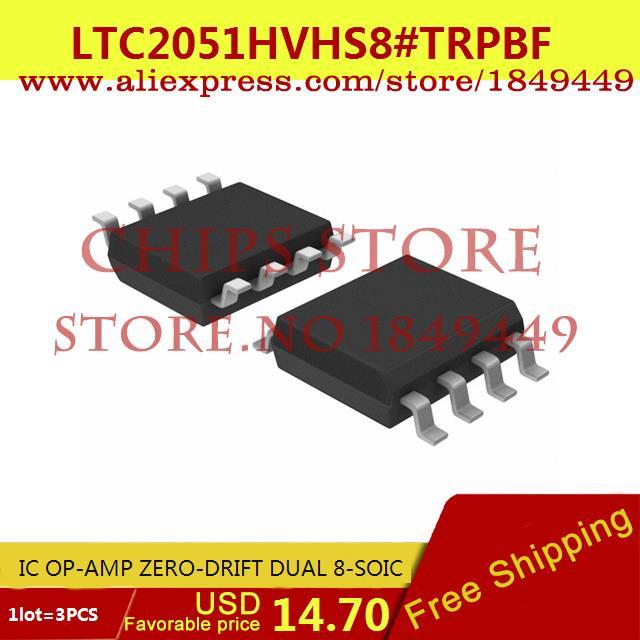 Цена LTC2051HVHS8