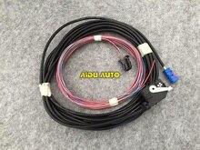 CZ Версия ДЛЯ JETTA M5 MK6 RCD510 VW ГАММА Камера Заднего вида жгут Кабель провод