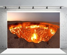 Laeacco Early Night Door Of Hell Scenic Photography Backgrounds Vinyl Custom Camera Photographic Backdrops For Photo & Hells door online shopping-the world largest hells door retail ... Pezcame.Com