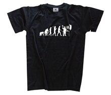 Standard Edition Fleischer Evolution Metzger Fleischerei T-Shirt S-XXXL Harajuku Tops t shirt Fashion Classic Unique