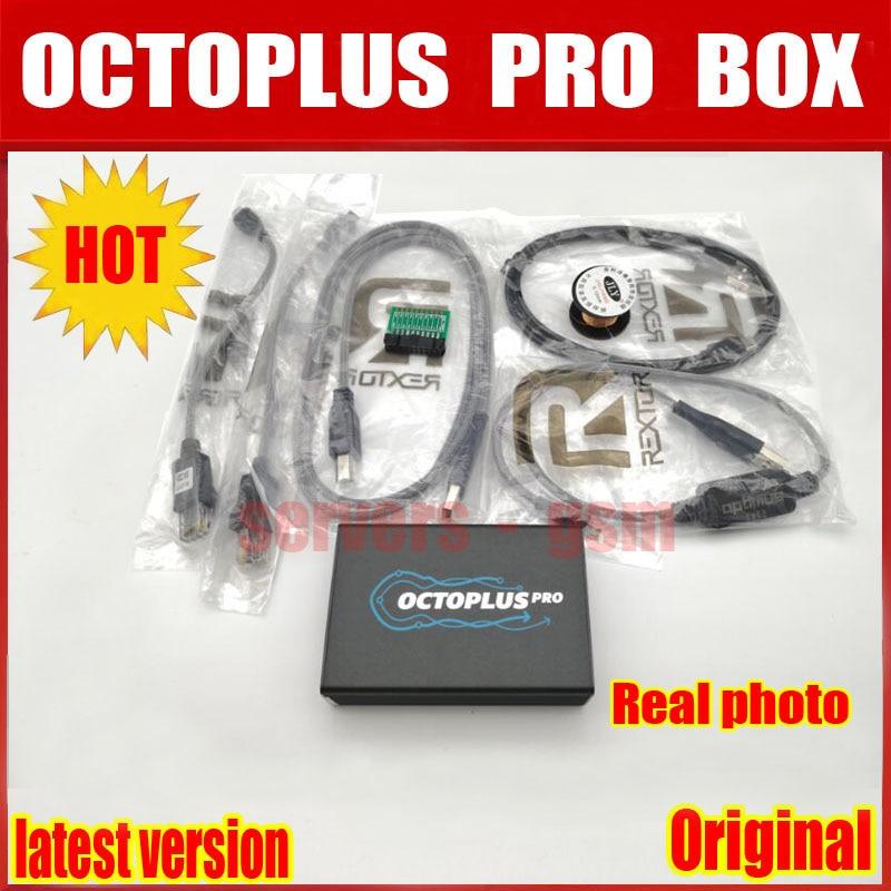Nuova Versione Originale Octoplus box pro/Octoplus Box Pro + 5 Cavo (8 in 1 set) per Samsung per LG + eMMC/JTAG Attivato