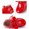 Girl shoes baby toddler genuine leather ankle boots 2020 spring girls autumn children shoes kids boots for girl baby