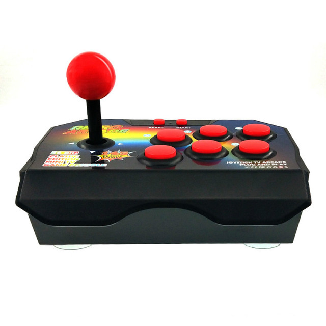 Arcade video game console classic retro game machine built in 16 bit 145 models of the joystick arcade