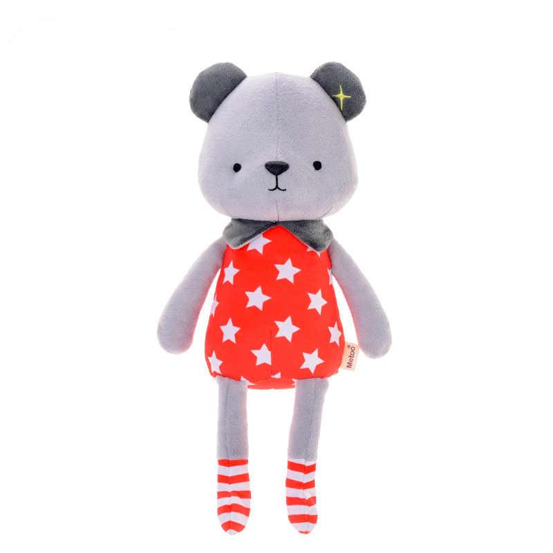 ใหม่ Kawaii เด็กตุ๊กตาหมีการ์ตูนของเล่นเด็กตุ๊กตาตุ๊กตาเด็กตุ๊กตาเด็กวันเกิดของขวัญทารกแรกเกิดตุ๊กตาน่ารัก