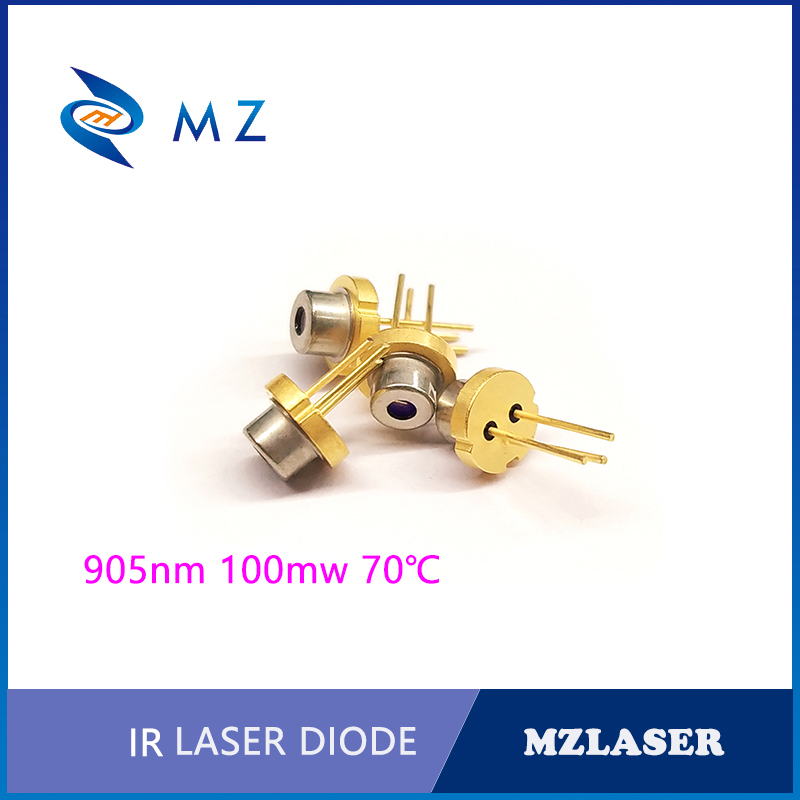 905nm 100mw TO-18 Packaging IR Industrial Laser Diode
