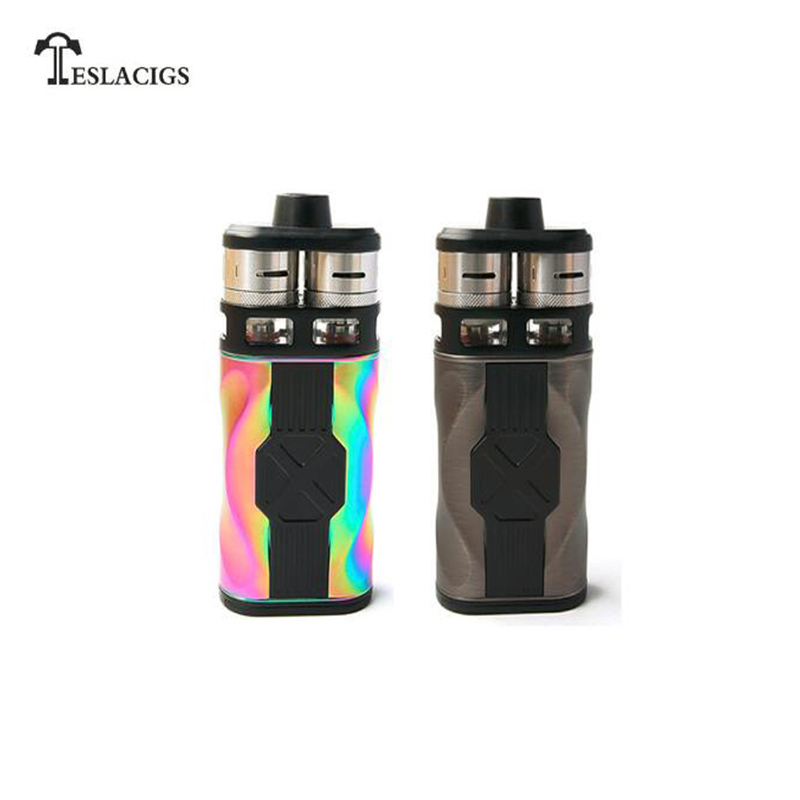 Original Teslacigs Tesla CP COUPLES Kit with 220W CP COUPLES Box Mod and Dual CP Couples RDTA Tanks Electronic Cigarette Vape fifty shades darker набор для игр darker principles of lust romance couples kit