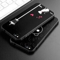 בולט צבוע לxiaomi מיל 5S בתוספת סיליקון הרך Fundas כיסוי לxiaomi Mi פגז טלפון 5C 5X 5 splus 3D הקלה MiA1 A1