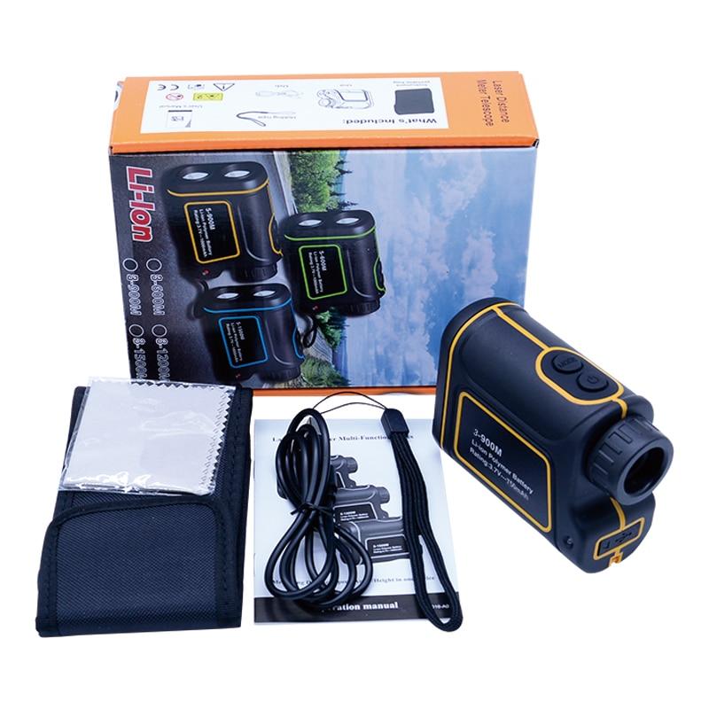 цены SNDWAY Telescope trena laser rangefinders distance meter Digital 8X 900m Monocular hunting golf laser range finder tape measure
