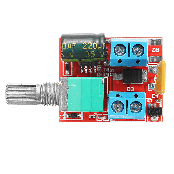 New Arrival 5V-30V DC PWM Speed Controller Mini Electrical Motor Control Switch LED Dimmer ModuleNew Arrival 5V-30V DC PWM Speed Controller Mini Electrical Motor Control Switch LED Dimmer Module