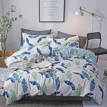 New Aloe Vera Cotton Bed in 2019 duvet cover bed set Sheet, Pillowcase & Duvet Cover Sets1.2m/1.5m/1.8m/2.0m/2.2m