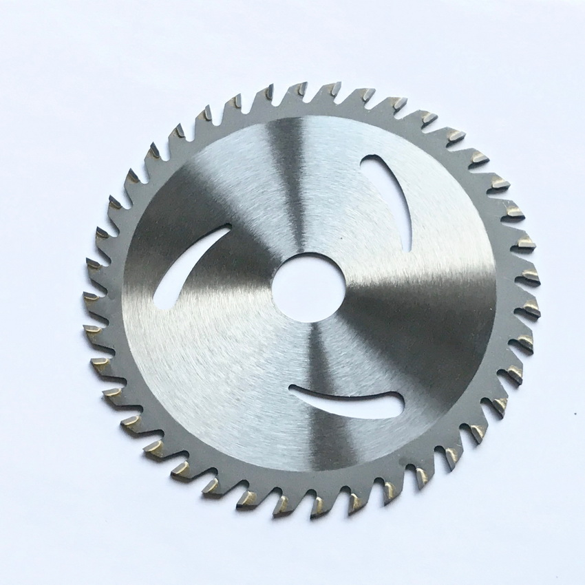 Free Shipping 1PC Of TCT Saw Blade 125*22.23*30T/40T With Angel Grinder Using For Hard Wood Thin Metal Plastic Workpiece Cutting