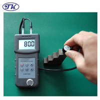 UM6500 Ultrasonic Thickness Gages Meter Tester 1 0 245mm 0 05 8inch In Steel 0 1mm