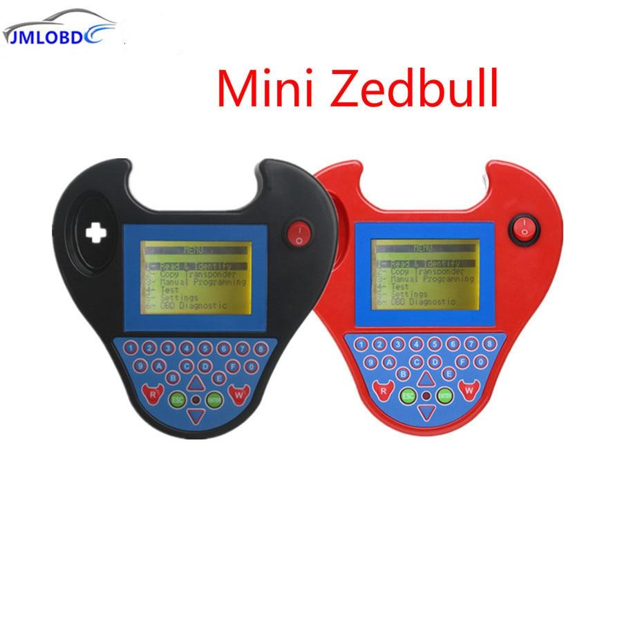2018 Super Mini Smart Zed-Bull Key Programmer No Tokens Limitation Smart Mini Zed Bull Mini ZEDBULL Hot Sale