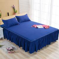 bed skirt case cover bedspread Bed Skirts Mattress Cover flat sheet wedding bed covers sheets twin / full / queen size