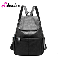 AIDOUDOU BRAND Backpack School Bags Girls Mochila Knapsack Women S Casual Daypacks Travel Bags Wholesale Packbag