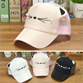 Fast Shipping High Quality Korean Cute Lovely Children Baby Hat Baseball Mesh Hat Accessories Kids Caps Summer&Spring