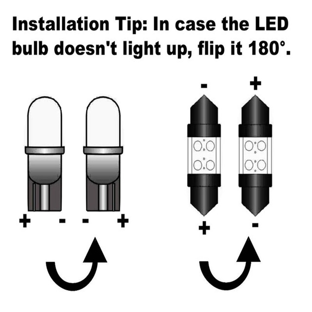 15 pièces blanc LED ampoules de voiture intérieur paquet Kit pour 2001 2002 2003 2004 2005 2006 Acura MDX carte coffre étape courtoisie lampe