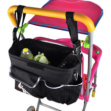1pcs Multifunction Foldable Portable Mommy One-shoulder Bags Waterproof Baby Diaper Bag Stroller Organizer Stroller Nappy Bags