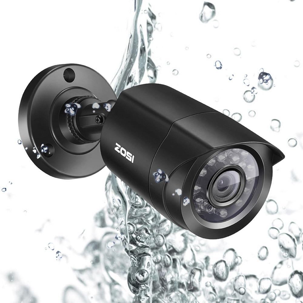 ZOSI 8CH CCTV System HD-TVI DVR zestaw 8 sztuk 720p / 1080p - Bezpieczeństwo i ochrona - Zdjęcie 3