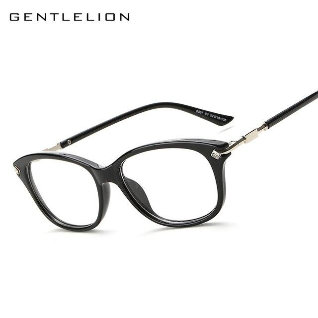 Mujeres elegante Gafas Marcos cuadrado Monturas de gafas marca ...