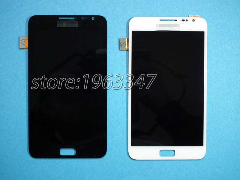 N7000 LCD + touch screen with digitizer Glass Assembly Free tools For Samsung Galaxy Note N7000 i9220 E160